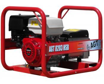 AGT 8503 HSB Generator curent Honda Trifazat
