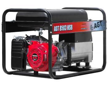 AGT 8503 HSB R 26 Generator trifazat Honda