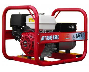 AGT 8503 HSBE RR Generator trifazat Premium Line