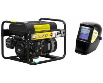 Wagt 220 dc bsb r 26 generator sudura MASCA