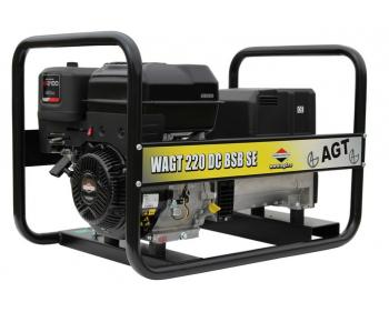 WAGT 220 DC BSB SE Generator sudura agt