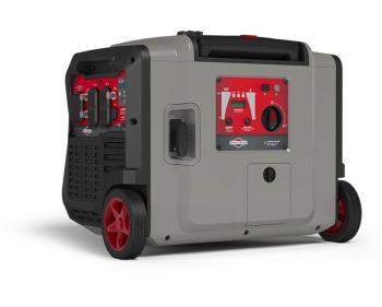 P 4500 Generator curent digital Briggs&Stratton 4.5 kVA , tehnologie inverter , autonomie 16 h * , pornire electrica