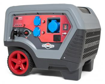 Q 6500 Generator curent digital Briggs&Stratton 6.5 kVA , tehnologie inverter , autonomie 14 h * , pornire electrica