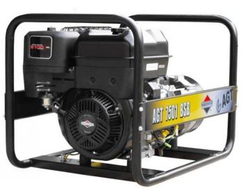 AGT 7501 BSBE SE  Generator electric  , putere motor 6.4 kVA , motor Briggs&Stratton