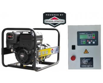 AGT 7501 BSBE SE Generator electric cu automatizare  ,putere motor 6.4 kVA , motor Briggs&Stratton