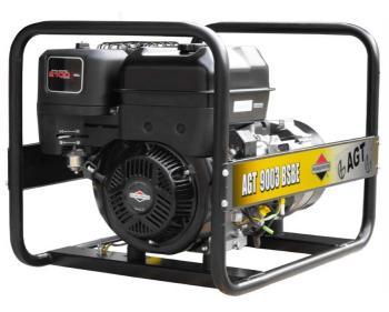Generator trifazat AGT 9003 BSBE SE , motor Briggs&Stratton SUA , demaror cu sfoara