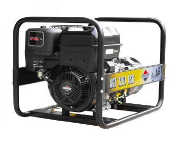 Generator electric AGT 7201 BSB SE , putere motor 6.1 kVA , motor Briggs&Stratton