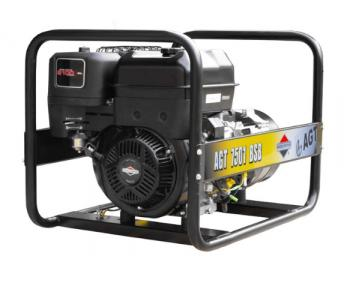 Generator electric AGT 7501 BSBE SE ,putere motor 6.4 kVA , motor Briggs&Stratton