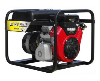 Generator electric monofazat AGT 8501 BSBE  R16 putere motor 7.5 kVA , motor Briggs&Stratton