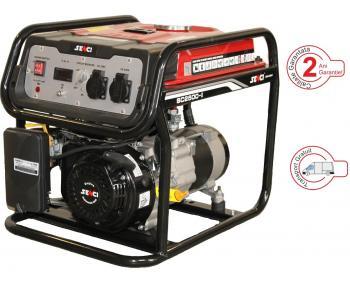SC 2500 Senci Generator curent  , putere nominala  2,2 kVA , tip motor OHV , capacitate cilindrica 163 cmc