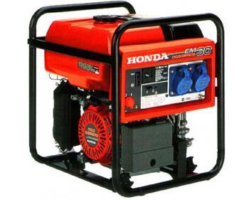 EM 30K3 Honda Generator de curent  , tip motor GX200 OHV ,putere 6.5 Cp
