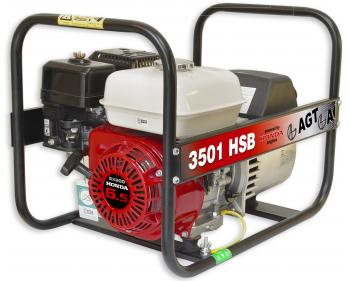 AGT 3501 HSB SE  GX 200 Generator curent electric AGT