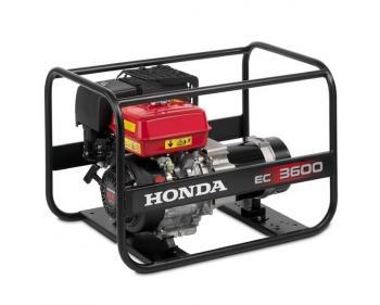 EC3600 Honda Generator de curent  , tip motor GX270 - 4 timpi ,putere motor 3.6 kWA3.6