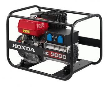 EC5000 Honda Generator de curent  , GX 390 - 4 timpi ,putere motor 6 kWA