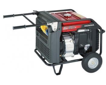 EM 50 IS ,  Generator curent electric cu motor Honda , putere 5 kVA