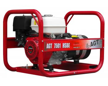Generator curent AGT 7501 HSBE RR Premium Line
