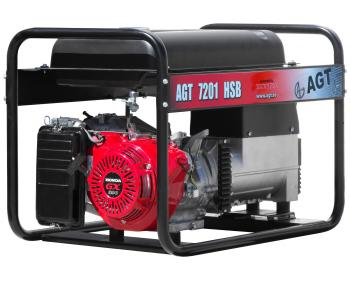 AGT 7201 HSB  R26 Generator curent electric Honda