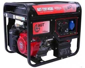 AGT 7201 HSBE TTL Generator curent AGT Honda