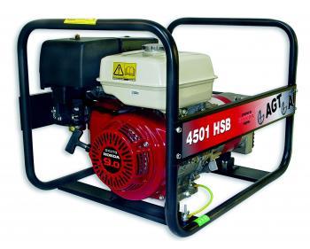 AGT 4501 HSB SE Generator curent Honda AGT