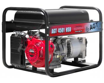 AGT 4501 HSB R26 Honda Generator de curent monofazat