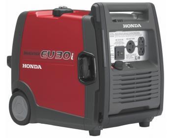 EU 30 i generator curent digital Honda
