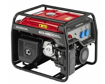 Generator Honda digital EG 4500 , putere 4,5 kVA