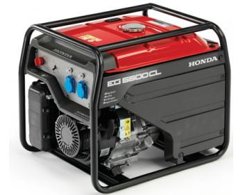 EG 5500 CL IT Generator curent Honda