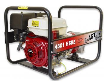 AGT 4501 HSBE  Generator curent Honda