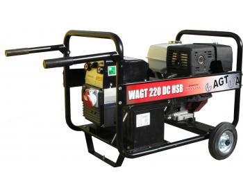 WAGT 220 DC HSB Generator de sudura Honda