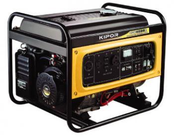 KGE 6500 X  Kipor Generator curent electric , putere maxima 5.5 kVA