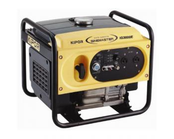 IG3000E Kipor Generator de curent digital , putere maxima 2,8 kVA