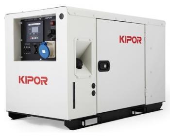 ID 10 Kipor Generator digital