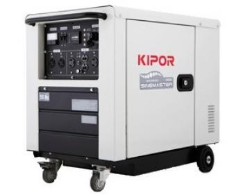 ID 6000 Kipor Generator digital fara automatizare , putere max. 5 kVA