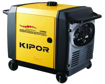 IG 4000 Kipor Generator digital