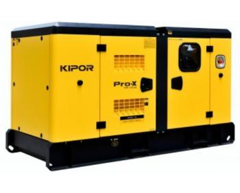 KDE 145 S3  Kipor Generator de curent trifazat , putere motor 138 kVA