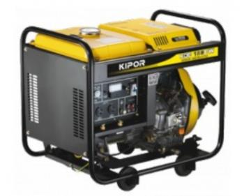 KDE 180 XW Kipor Generator de curent pentru sudura Diesel