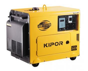 KDE 6700 TA Kipor Generator de curent diesel