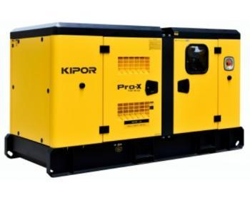 KDE 85 S3  Kipor Generator de curent trifazat , putere motor 78.9 kVA