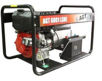 AGT 6001 LSDE  Generator de curent diesel