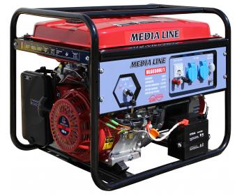 MLG 6500E/1 Generator curent electric