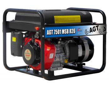 AGT 7501 MSB R 26 Mitsubishi  Generator de curent