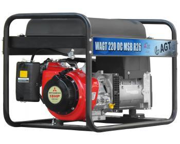WAGT 220 DC MSB R26 Mitsubishi Generator sudura de santier