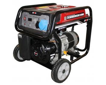 SC 5000 Senci Generator curent electric , putere nominala 4.5 kVA , tip motor OHV , capacitate cilindrica 337 cmc