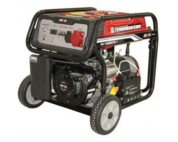 SC 10000 TE Generator curent electric Senci , putere nominala 16 Cp , capacitate cilindrica 460 cmc