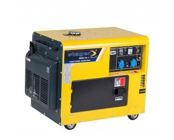 Generator electric cu pornire automata DG 5500 S + ats