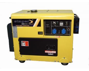 Generator electric cu pornire automata DG 5500 SE