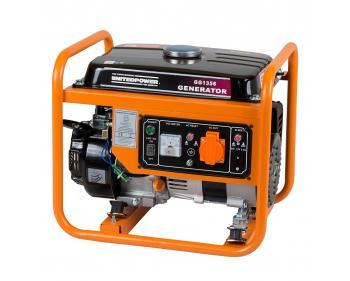 GG 1356 Generator electric Stager 1.1 kW , rezervor 6 l , motor 1 timp, benzina