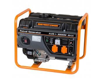 GG 3400  Generator electric Stager 3 kW , rezervor 15 l , motor 4 timpi benzina