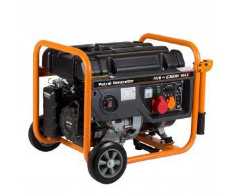 GG 7300 -3 W Generator curent Stager 6300 W , rezervor 25 l