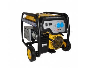 FD 6500E  Generator electric Stager 5 kW , rezervor 25 l , motor 4 timpi benzina
